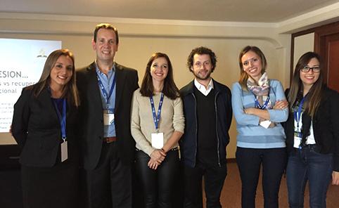 Profesionales del SAP participaron del Congreso Argentino de Psiquiatría