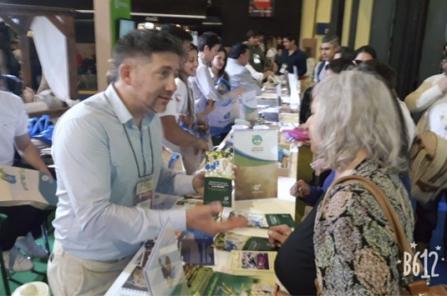 El SAP en la Feria Internacional de Turismo